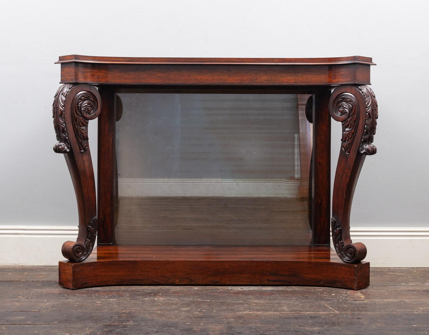 Rosewood Pier Tables – AF107