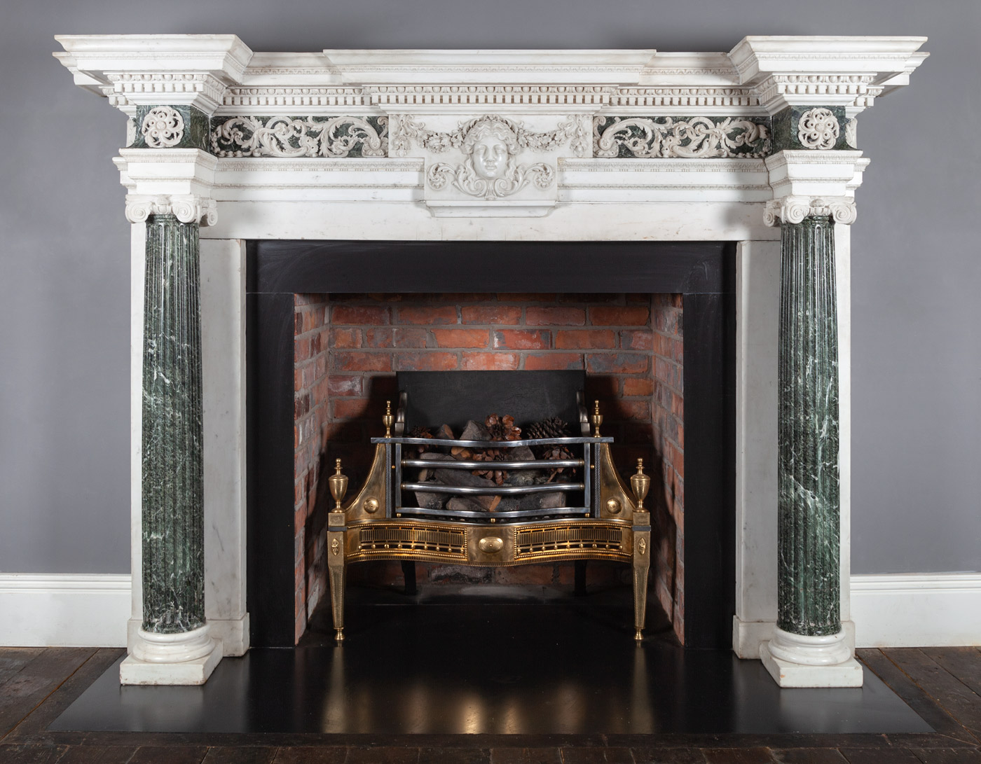 Isaac Ware Fireplace – 18121