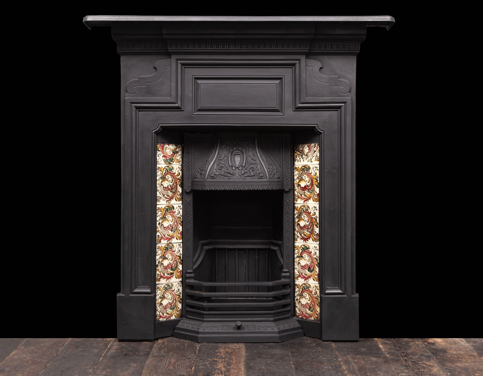 Cast-Iron Fireplace – Ci190