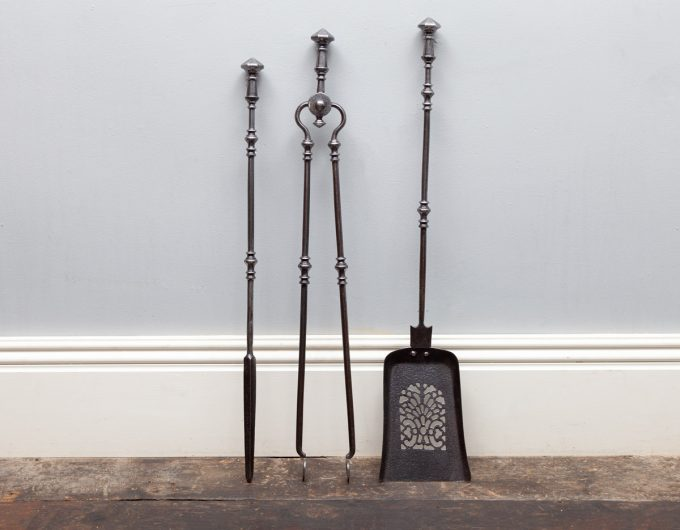 Antique firetools
