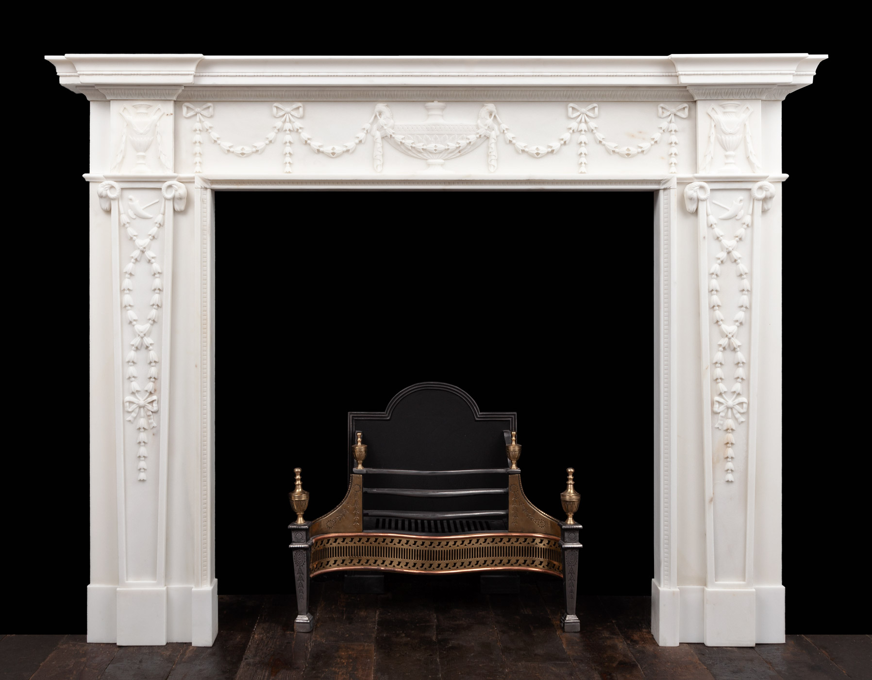 Kildare – Fireplace