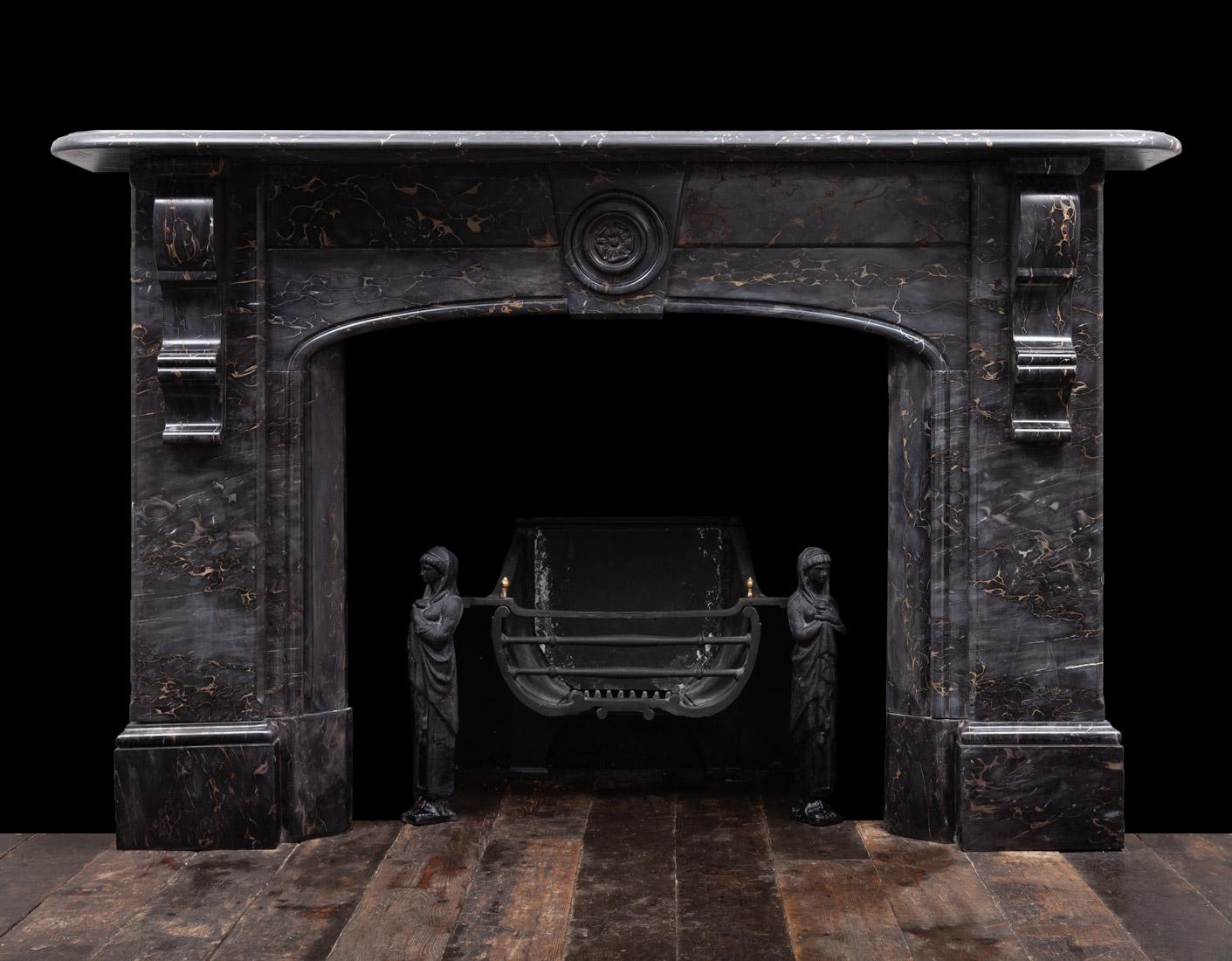 Portoro Fireplace – 19371