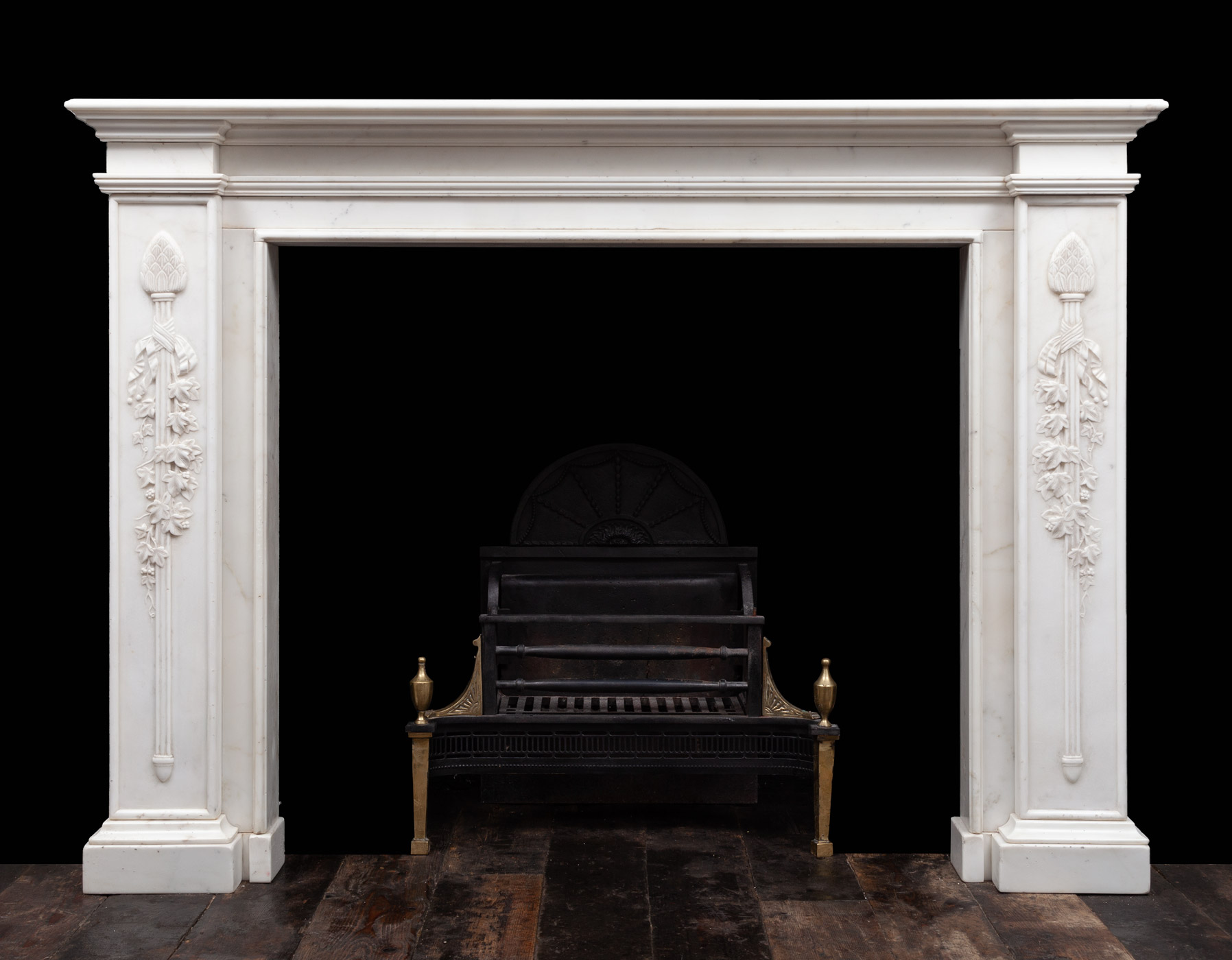 Marble Fireplace – 19375