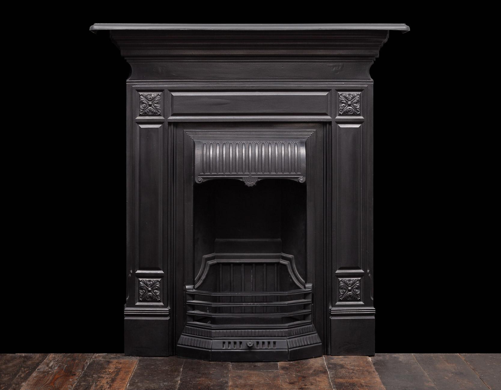 Cast-Iron Fireplace – Ci192