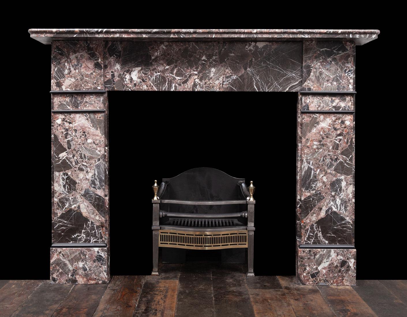 Edwardian Fireplace – 19378