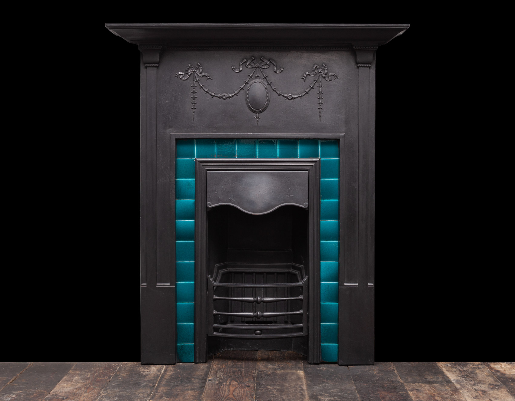 Cast-Iron Fireplace – Ci200