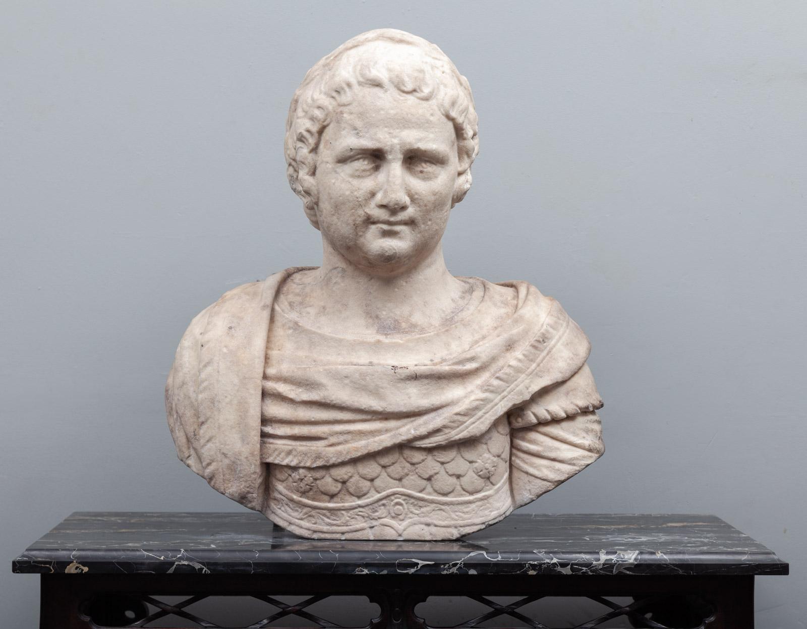 Roman Bust – SC032