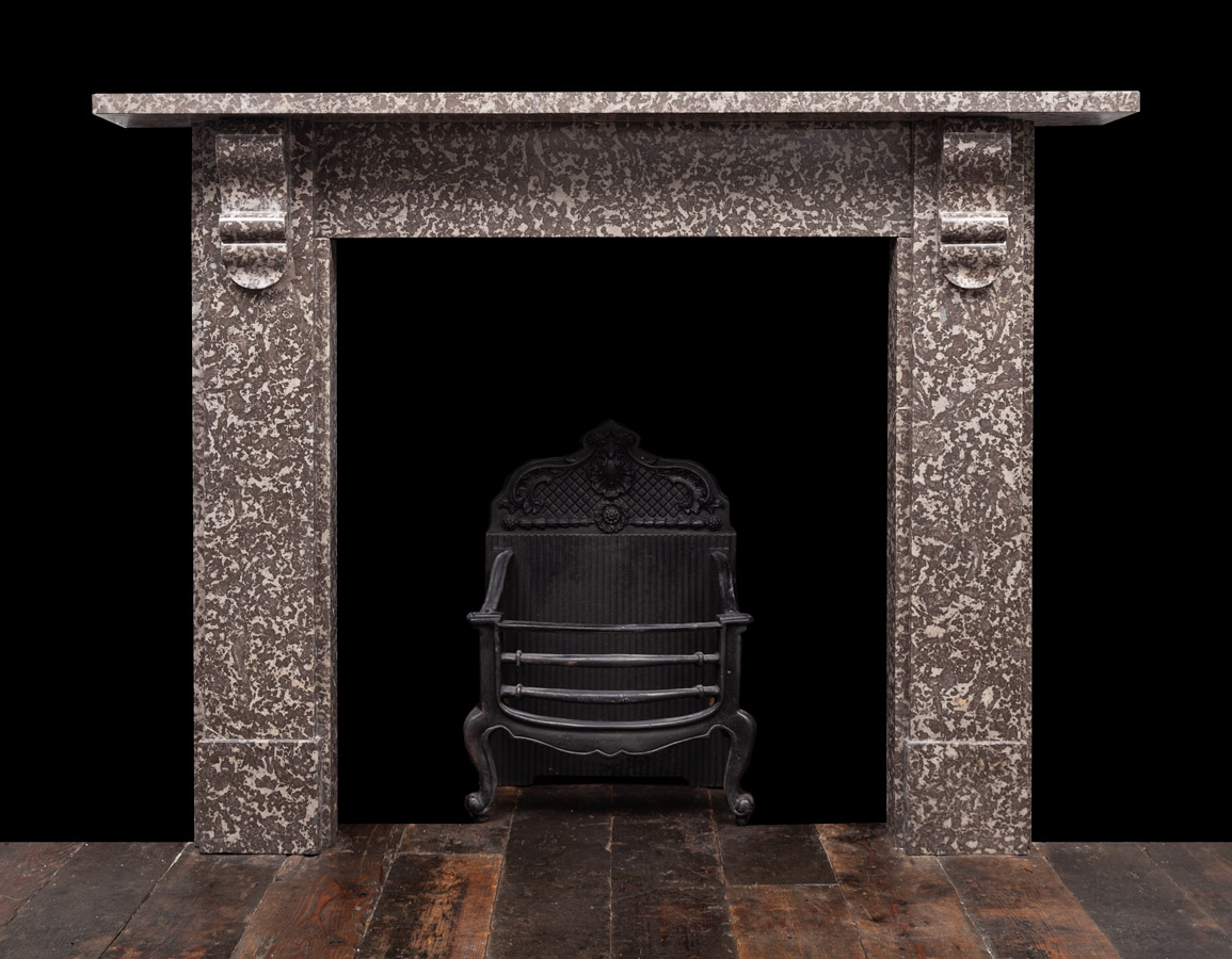 Marble Fireplace – 19388