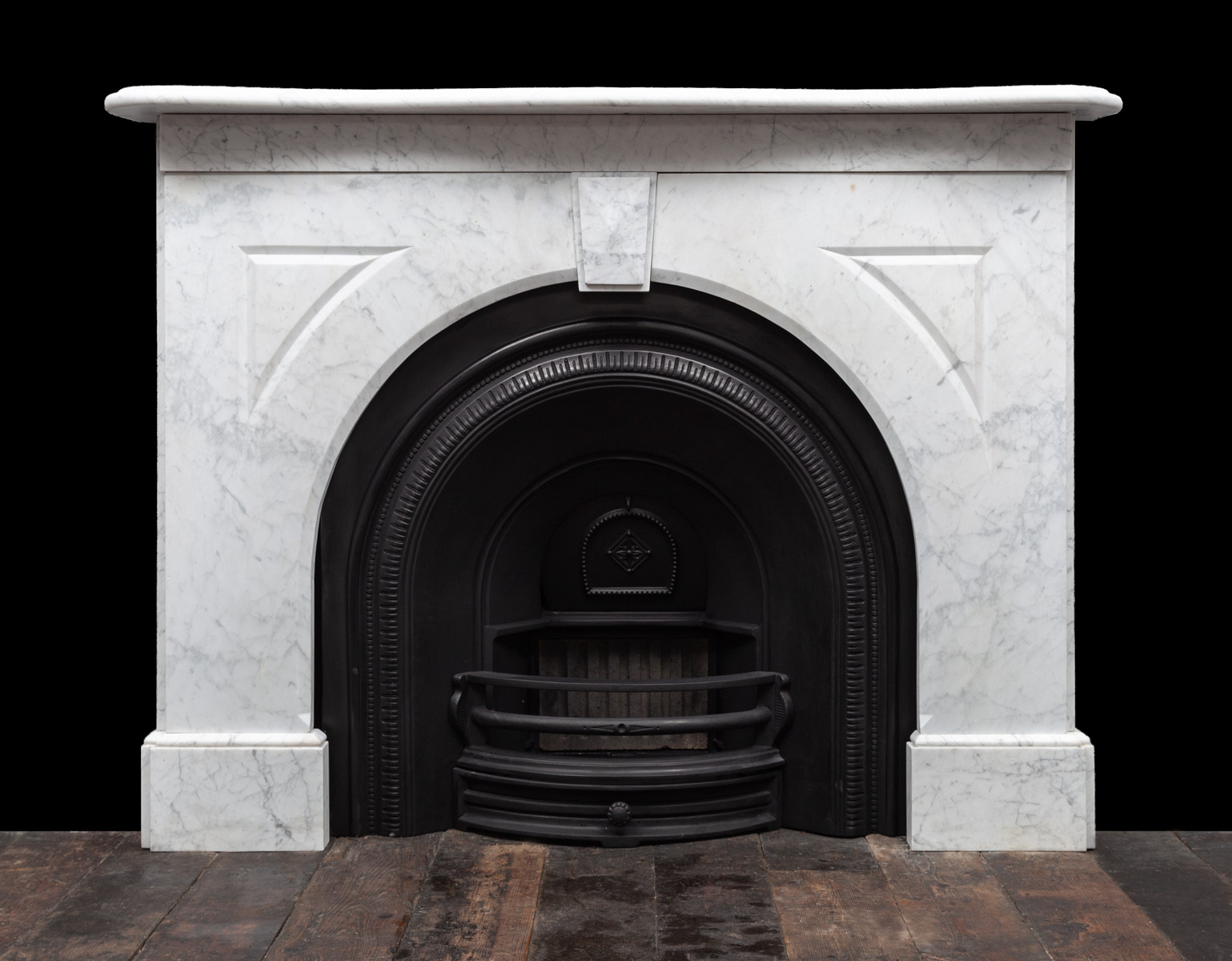 Carrara Fireplace – 19389
