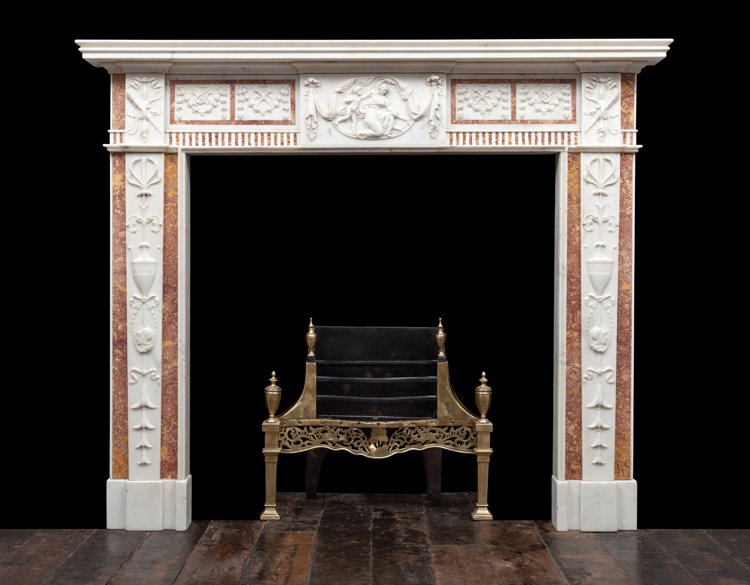 Georgian Mantel – 18178
