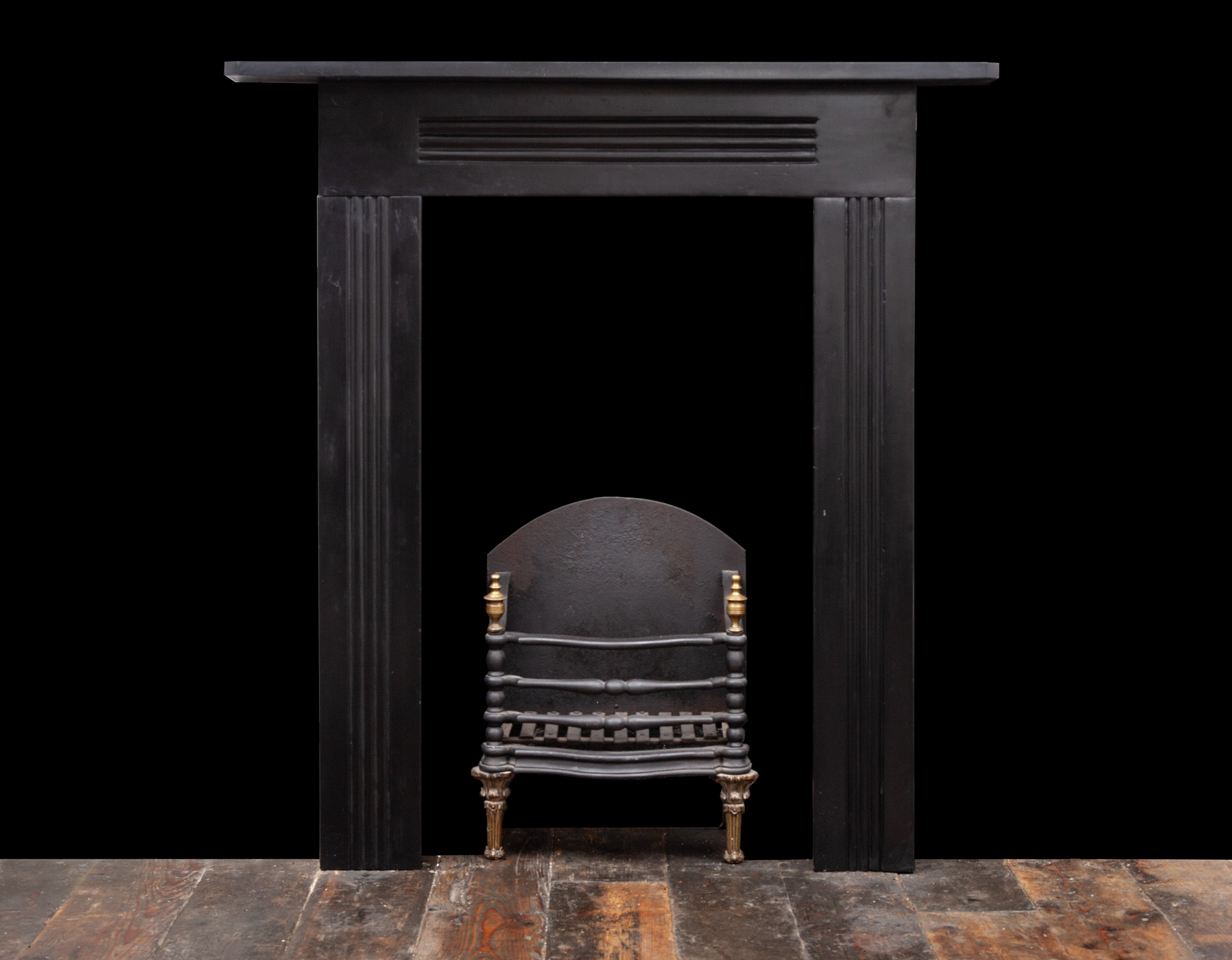Black Fireplace – 19393