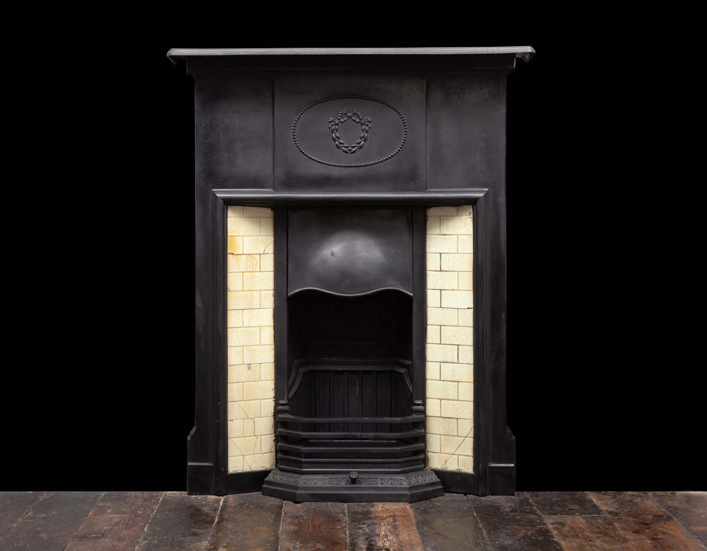 Cast-Iron Fireplace – Ci202