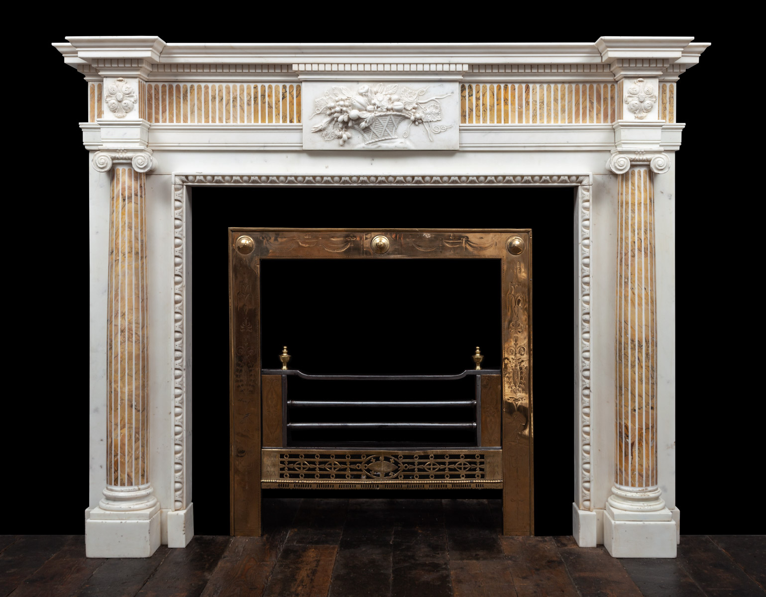 Marble Mantel – 18179