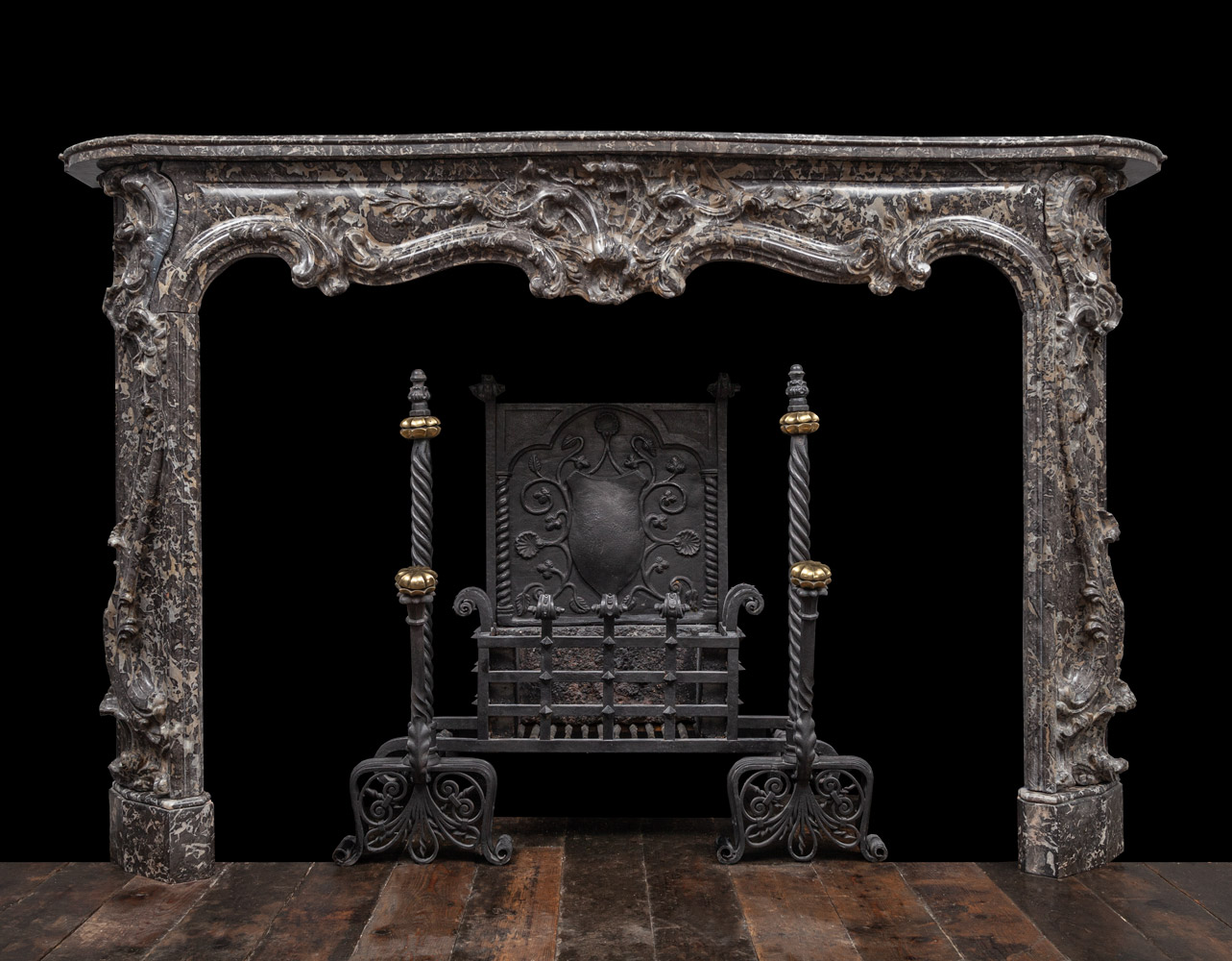 Louis XV Mantel – 18181