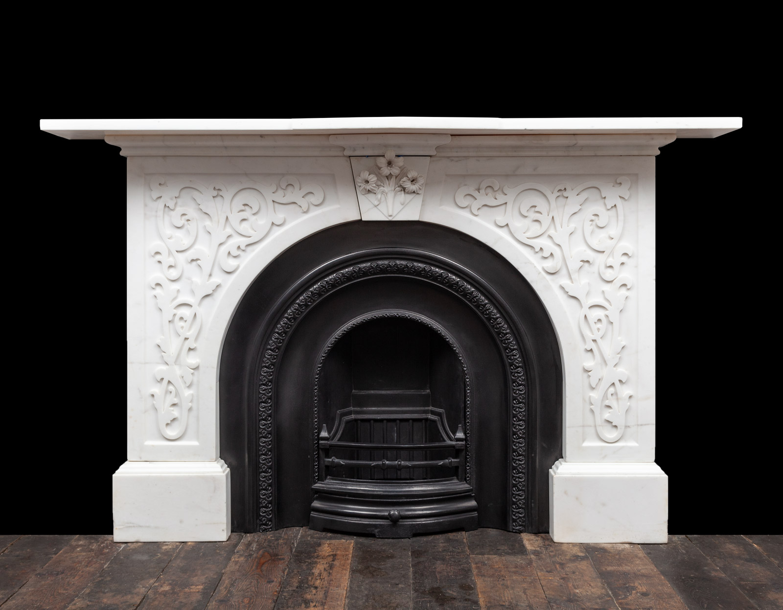 Victorian Fireplace – 19396