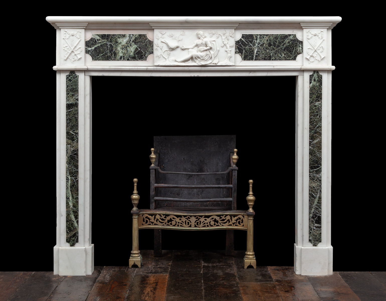 Antique Fireplace – 19399