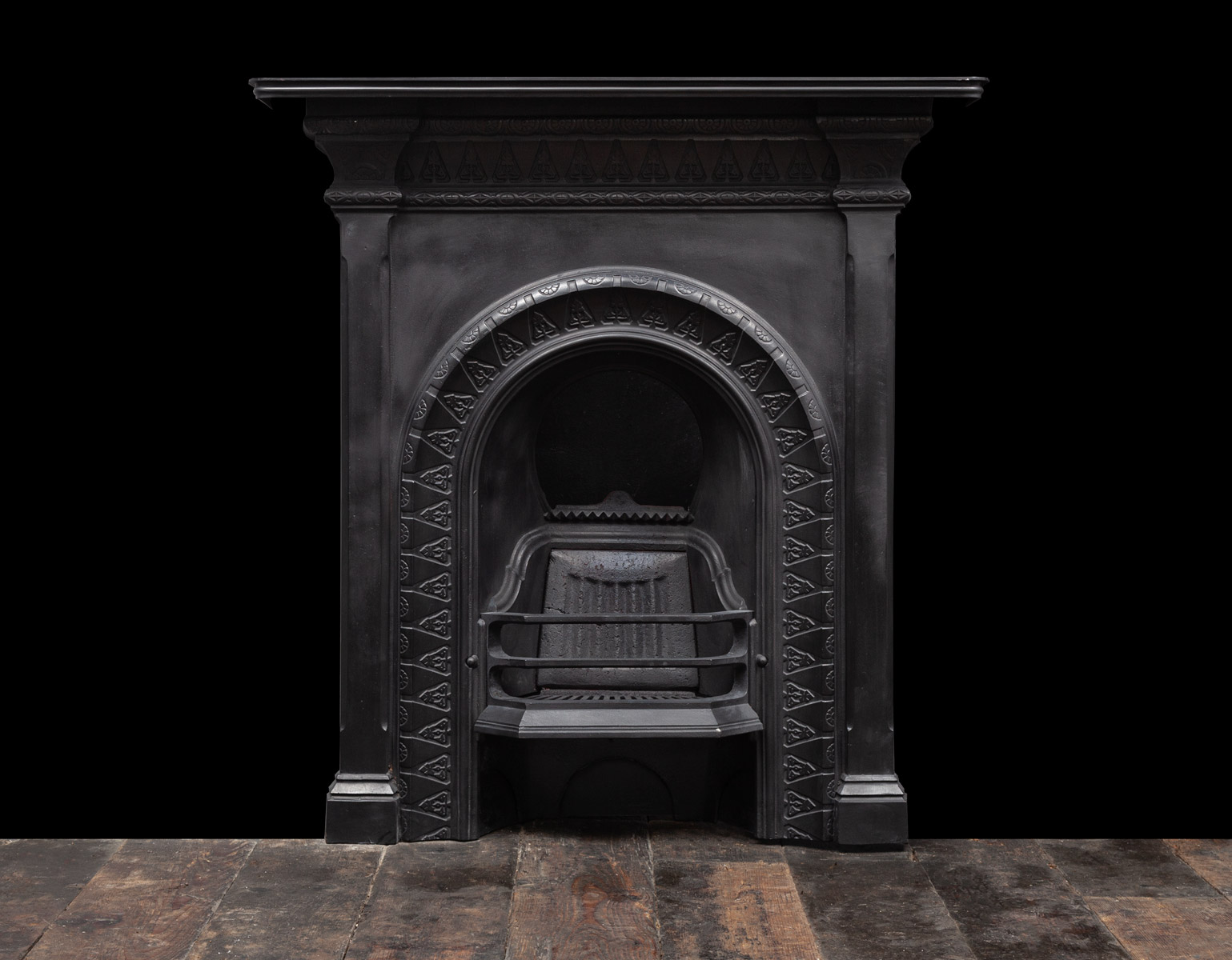 Cast-iron  Fireplace – Ci206