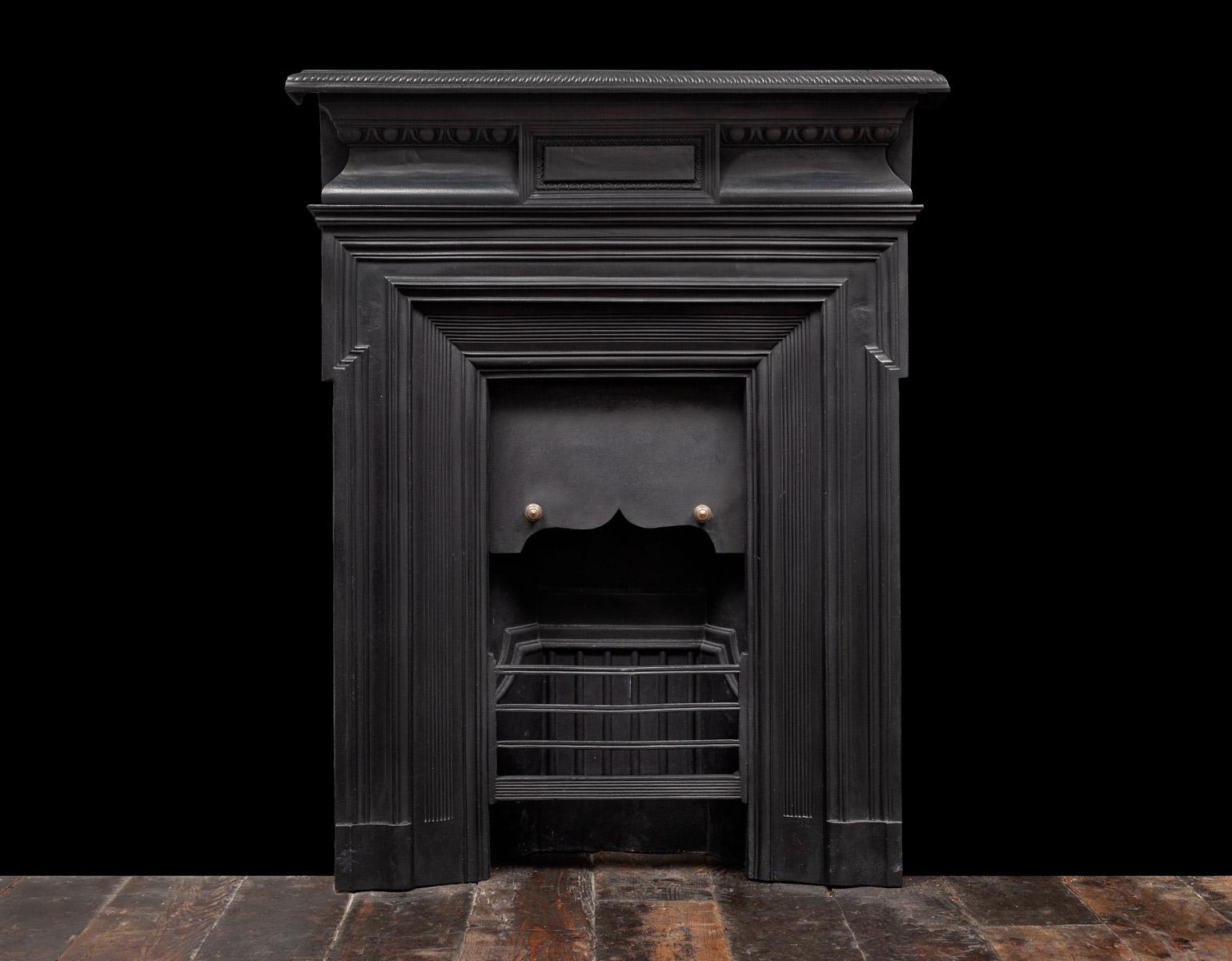 Cast-iron Fireplace – Ci207
