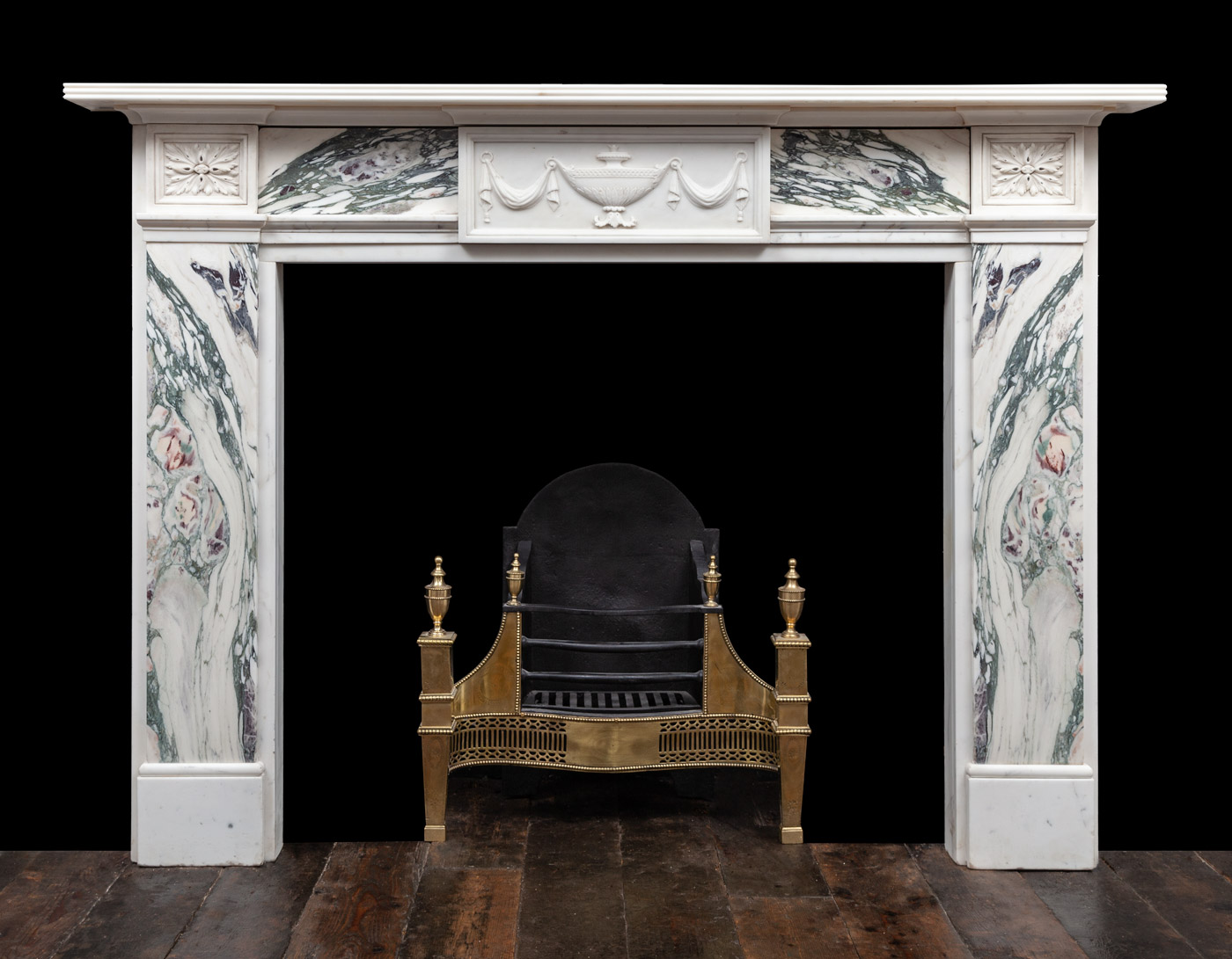 Marble Fireplace – 19405