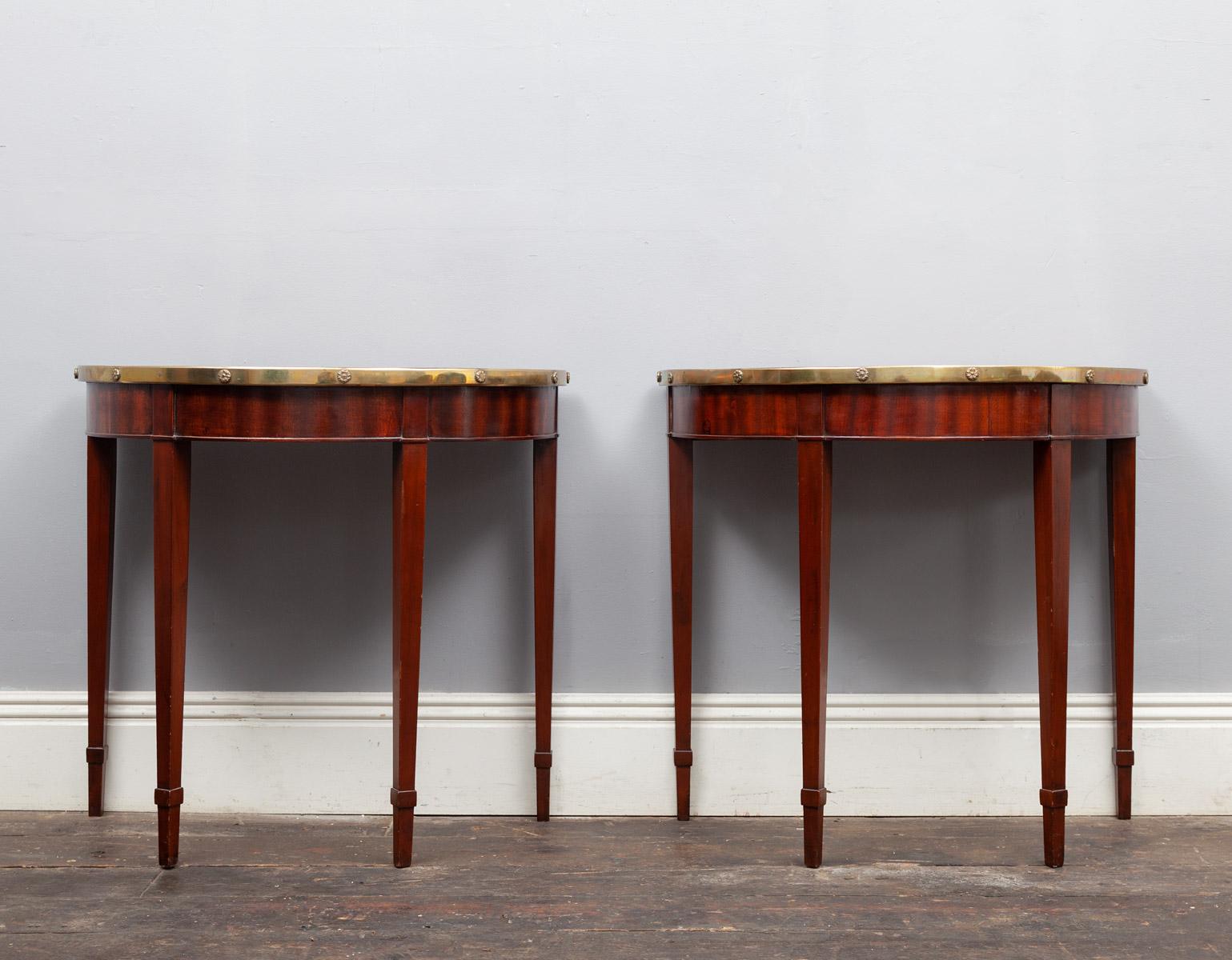 Pair of Tables – AF129
