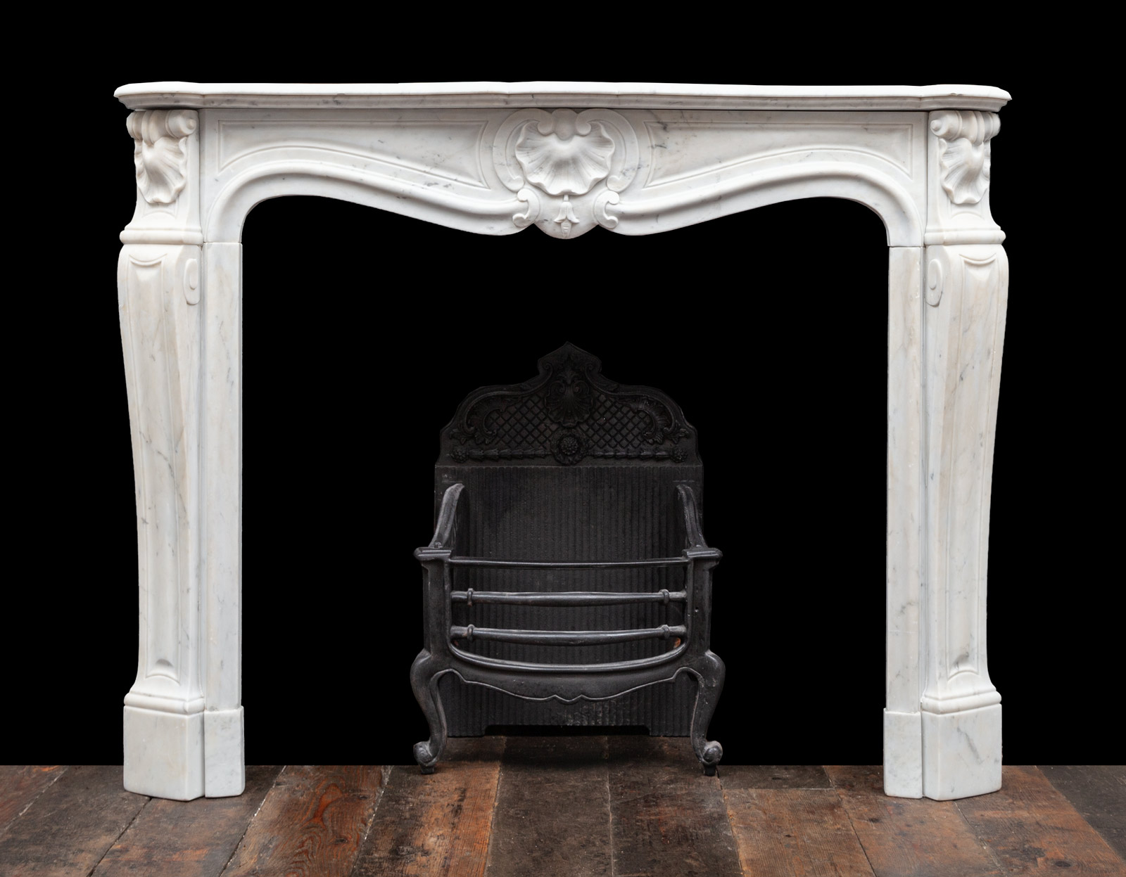 French Fireplace – 19412