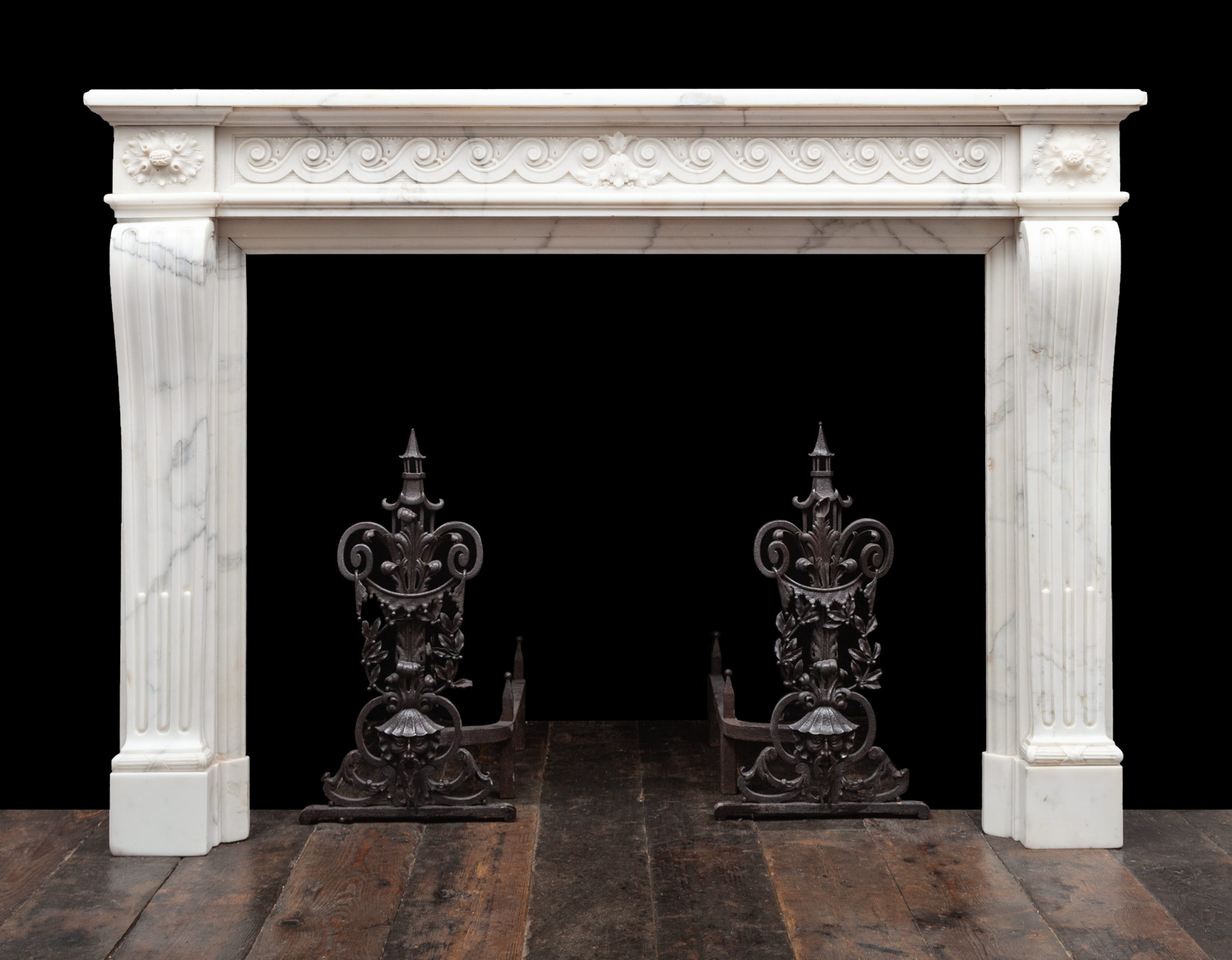 French Fireplace – 19416