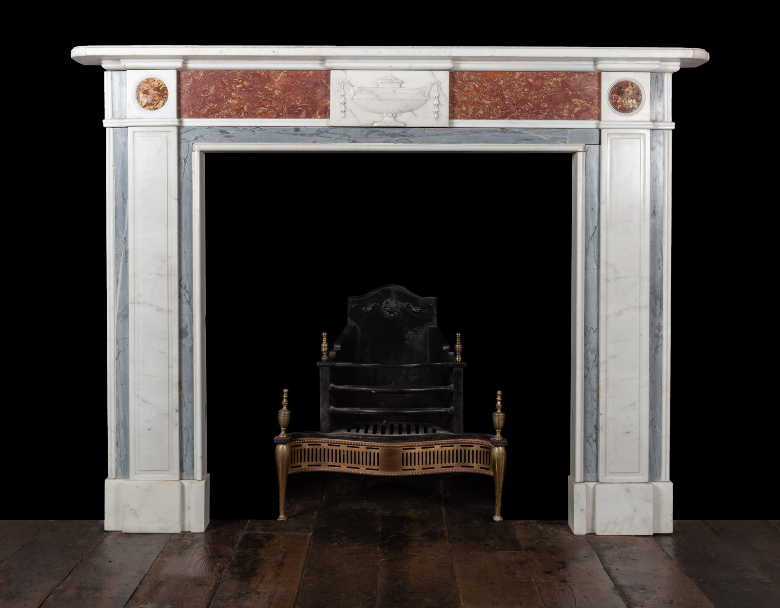 Marble mantel – 19422