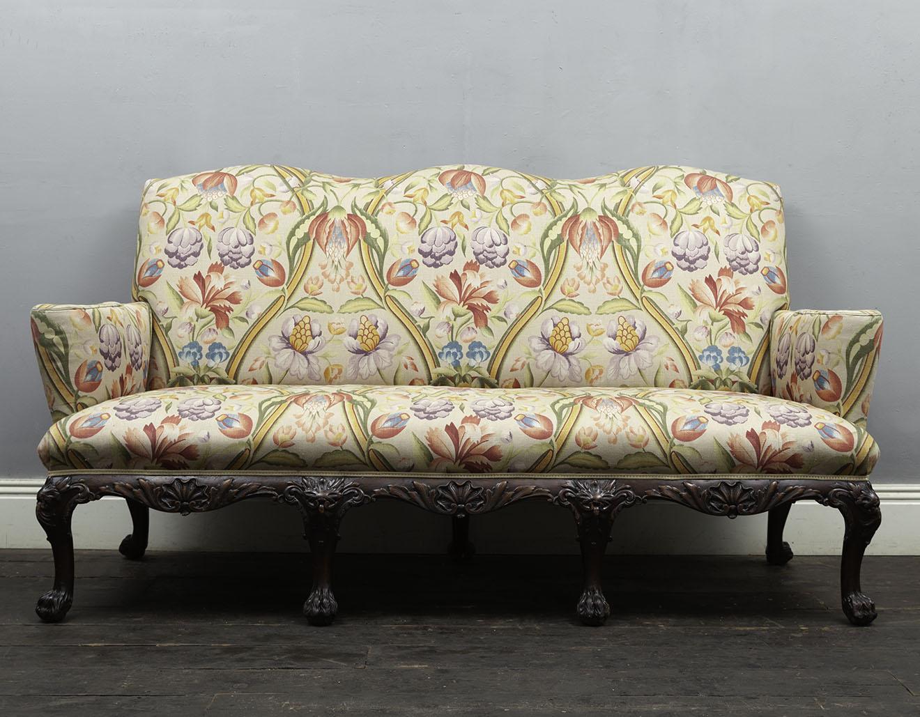 Antique Sofa – AF134