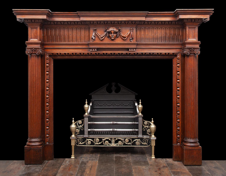 Wooden Surround – W144
