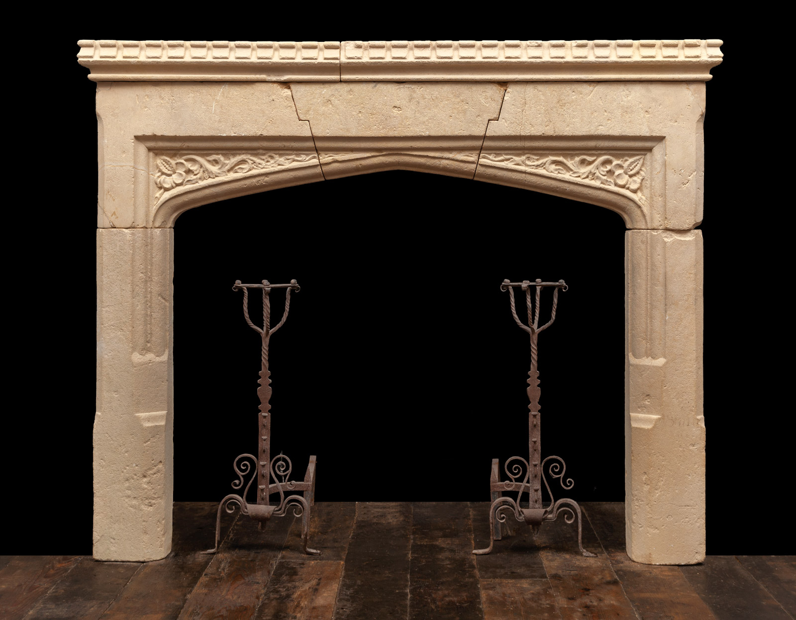Gothic Fireplace – ST037
