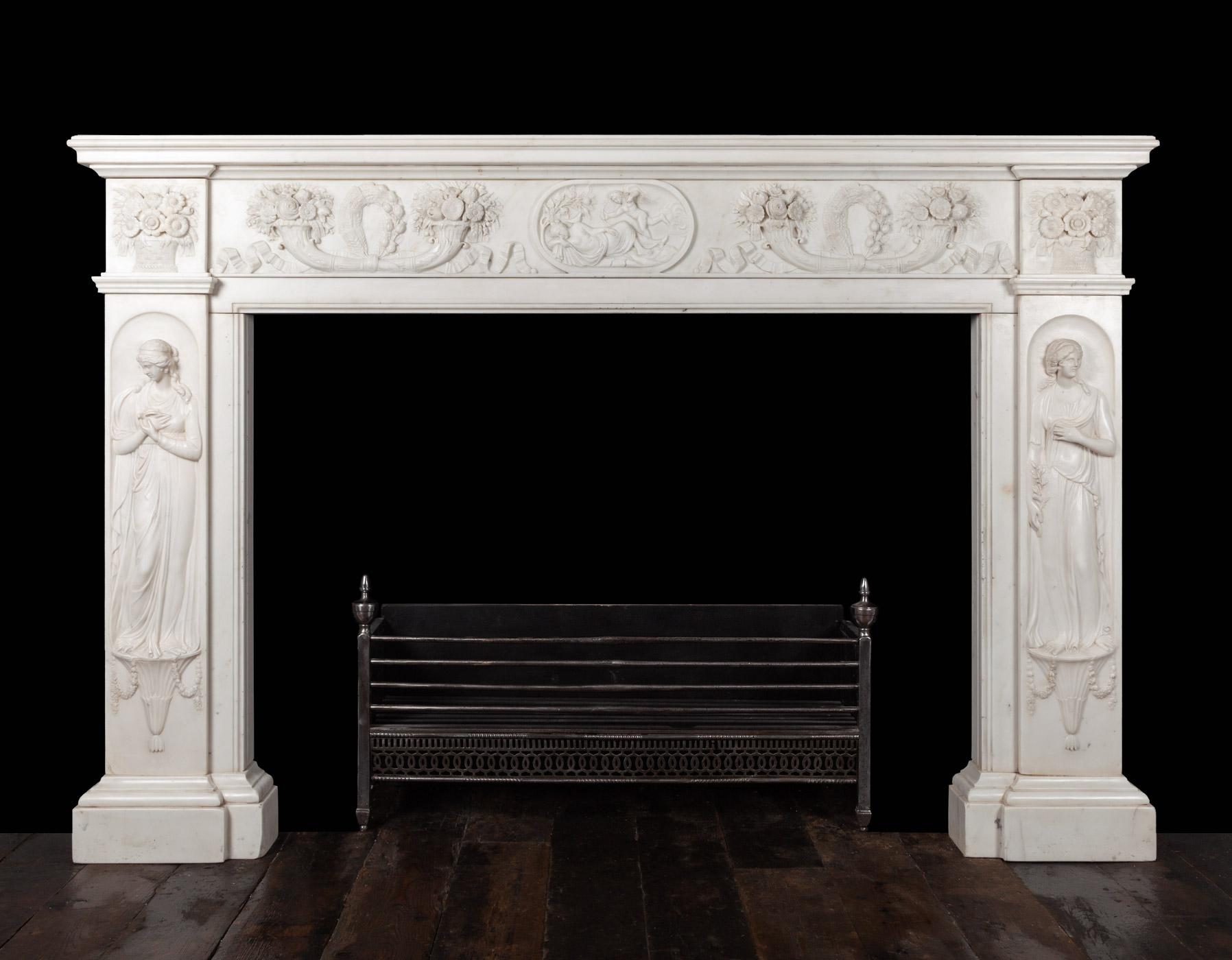Regency Fireplace – 19445