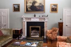 Bespoke Marble Fireplace