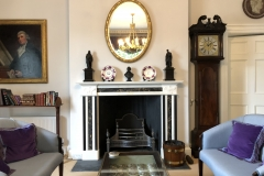 Antique Regency Fireplace