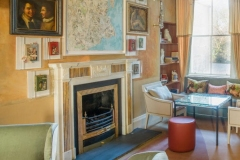Bellview fireplace by Ryan & Smith