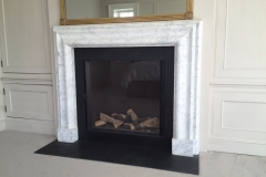 Carrara Bolection Fireplace