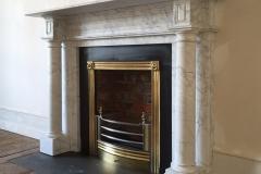 Edenmore in Carrara marble