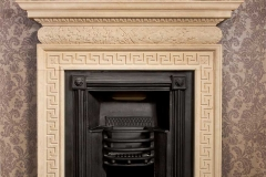 lissadell bathstone fireplace with regent insert