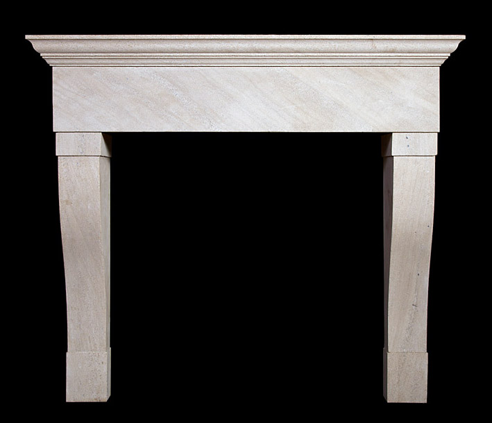 Bordeaux – French Stone Fire Surround