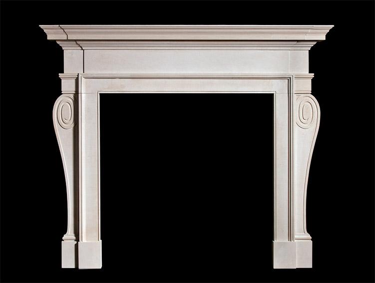 Ardress – Stone Fireplace