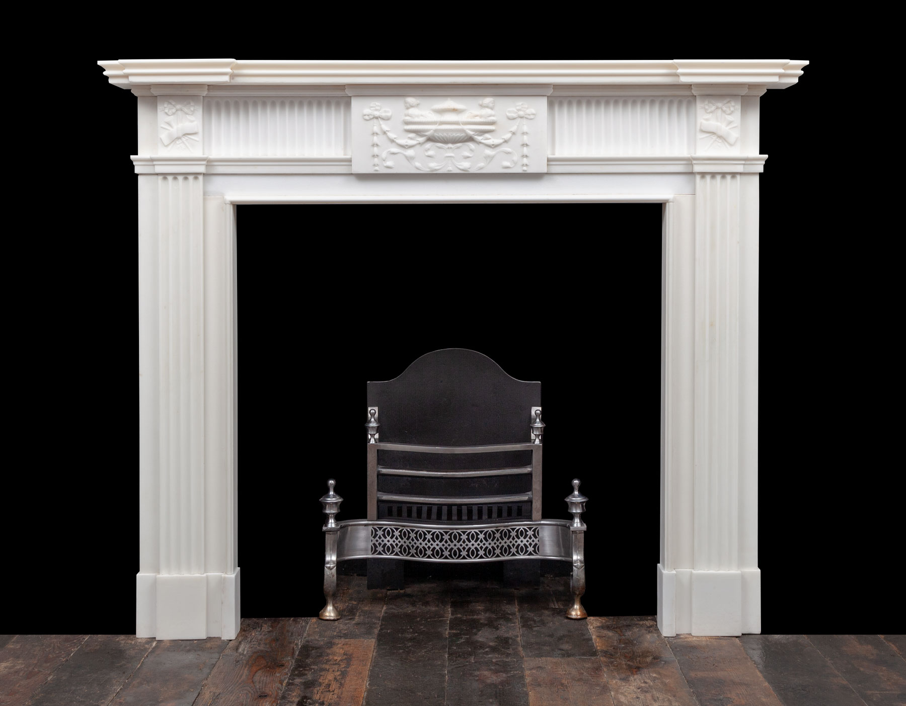 Bellview – Fireplace