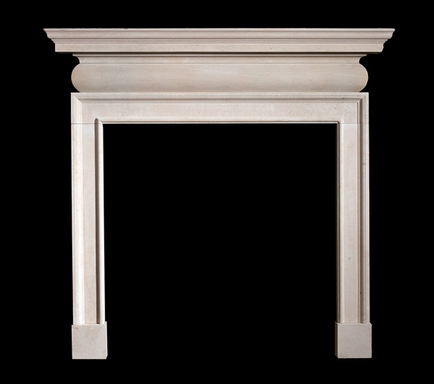 Kemble – Stone Fireplace