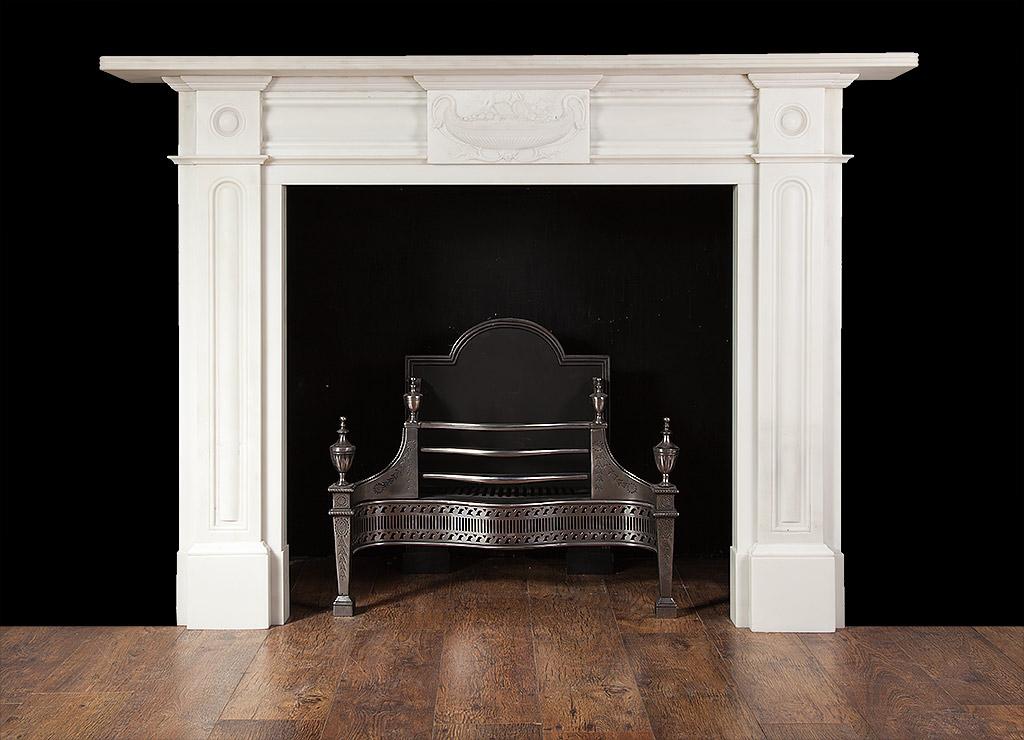 Regency Fireplace – Dawson