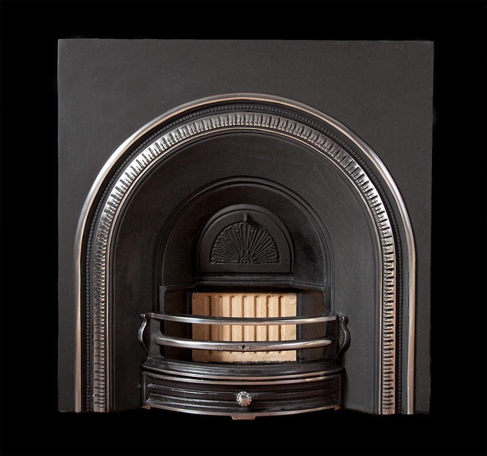 Sutton – Victorian Arched Cast Iron Insert