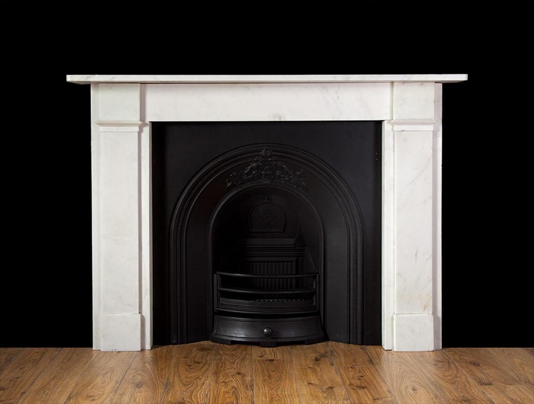Statuary Marble Fireplace – 19213