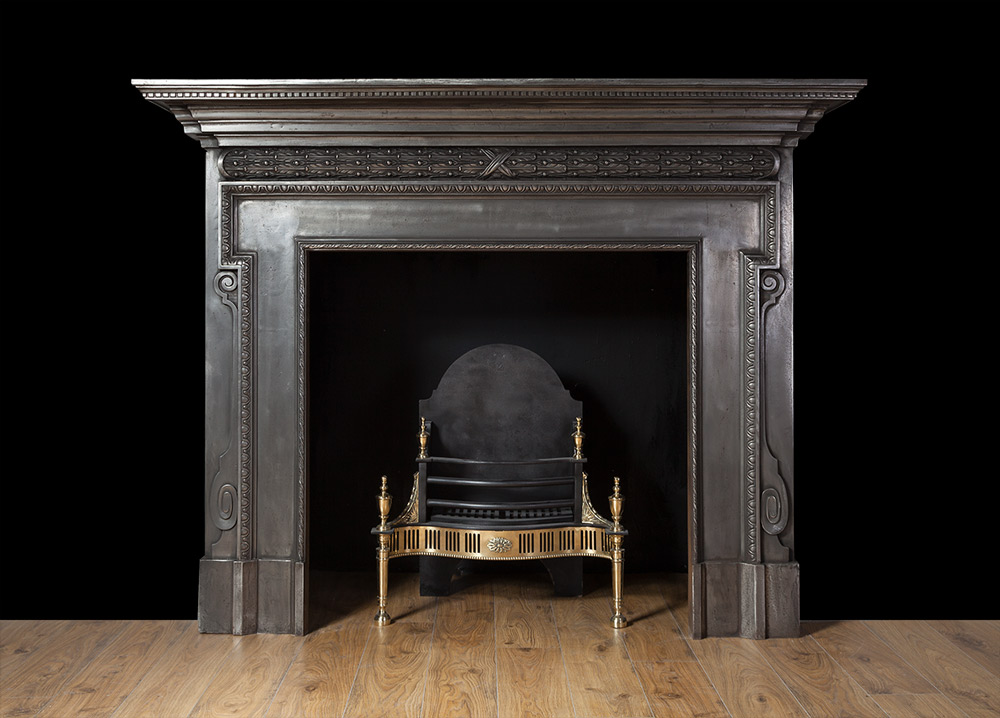Cast Iron Fire Surround – Ci167