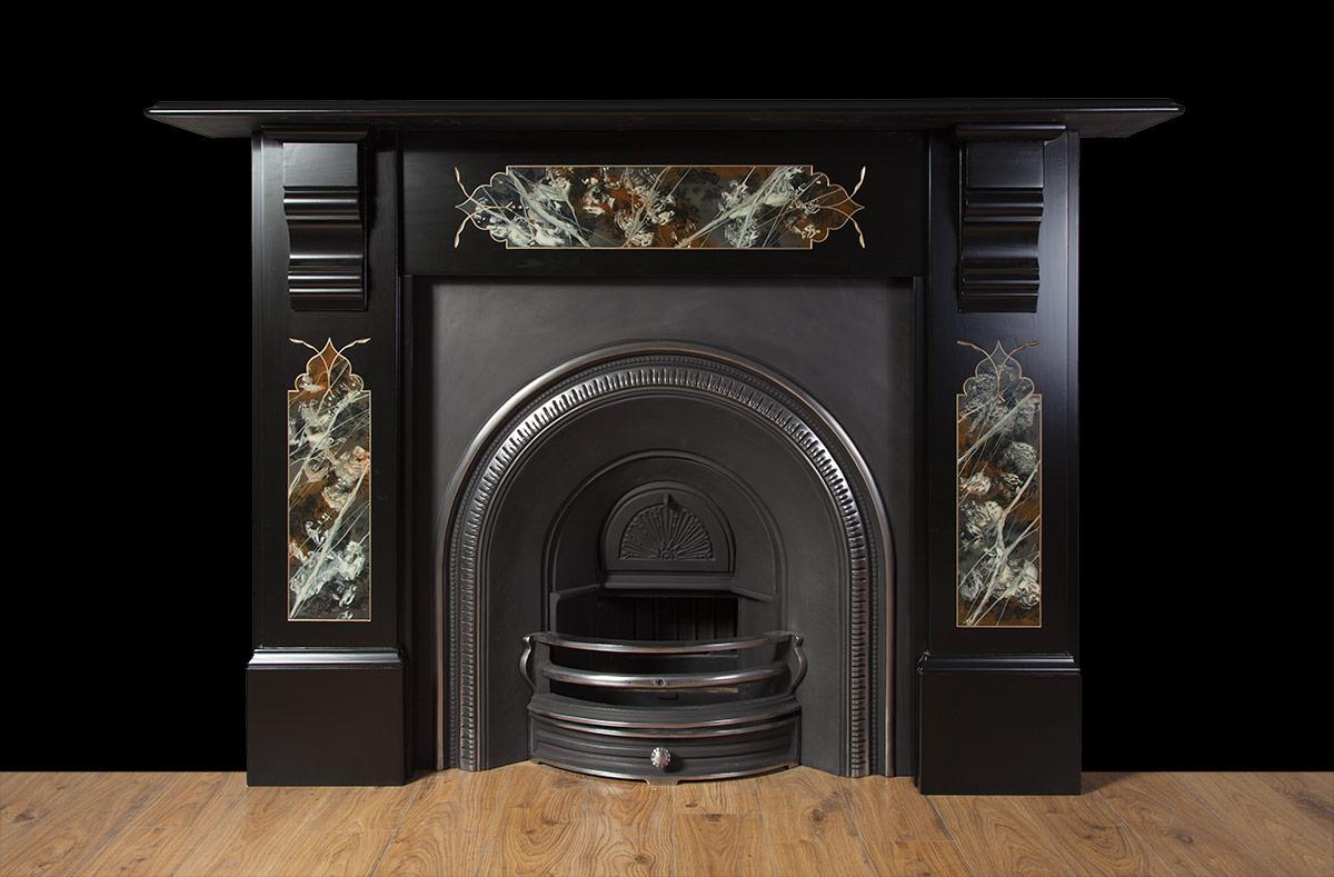Victorian Slate Fireplace – SL031