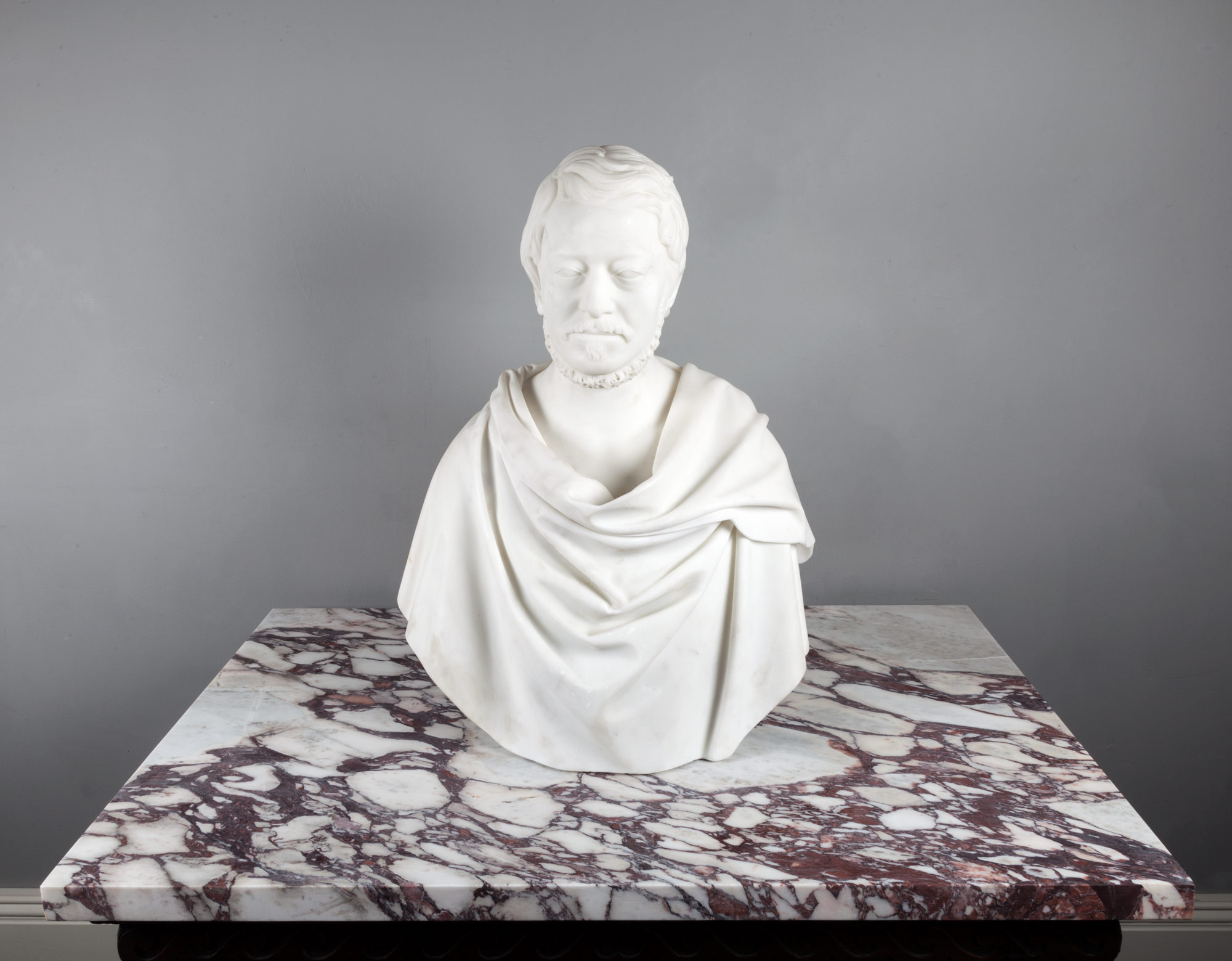 Marble Bust Sc015 Other Antiques Sculptures Ryan