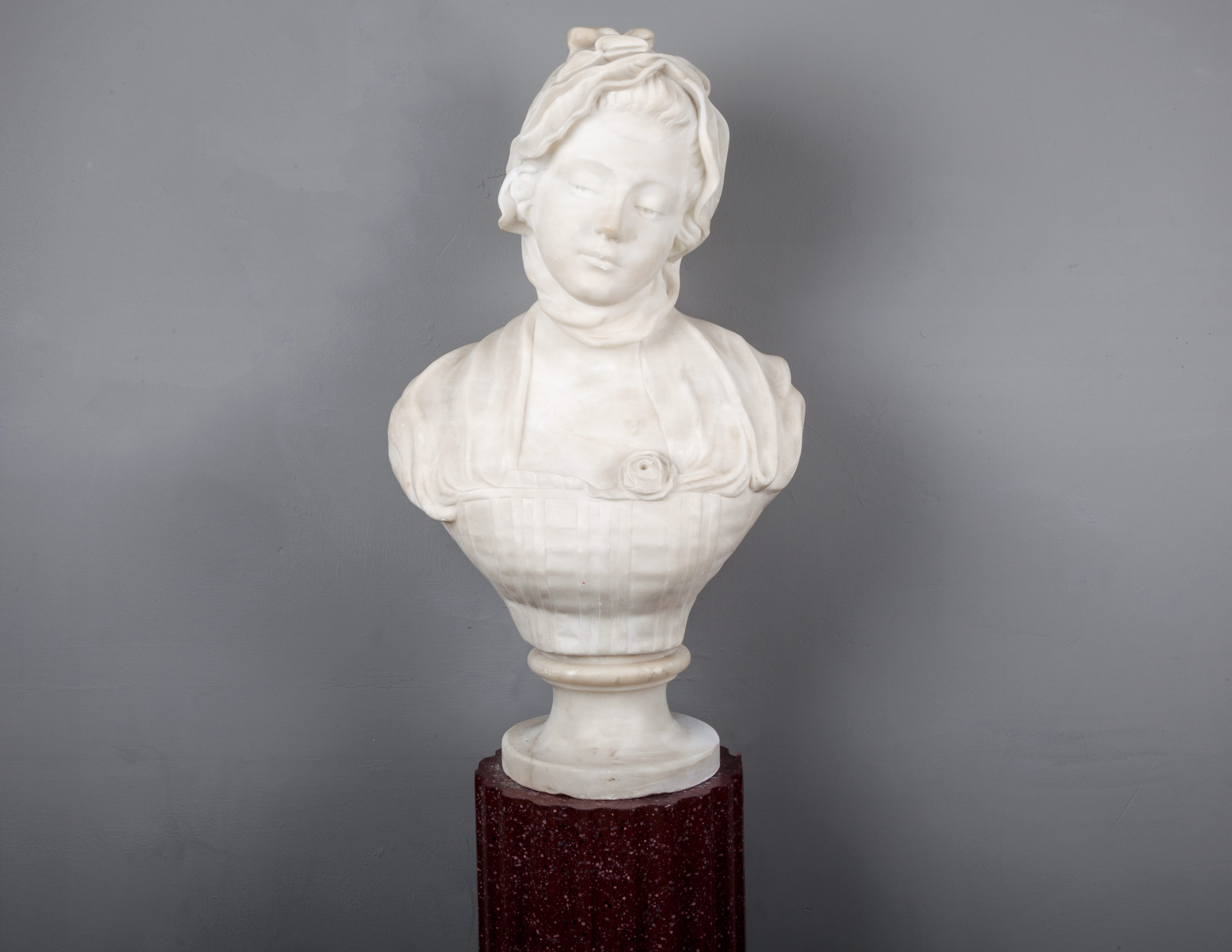 Marble Bust – SC017