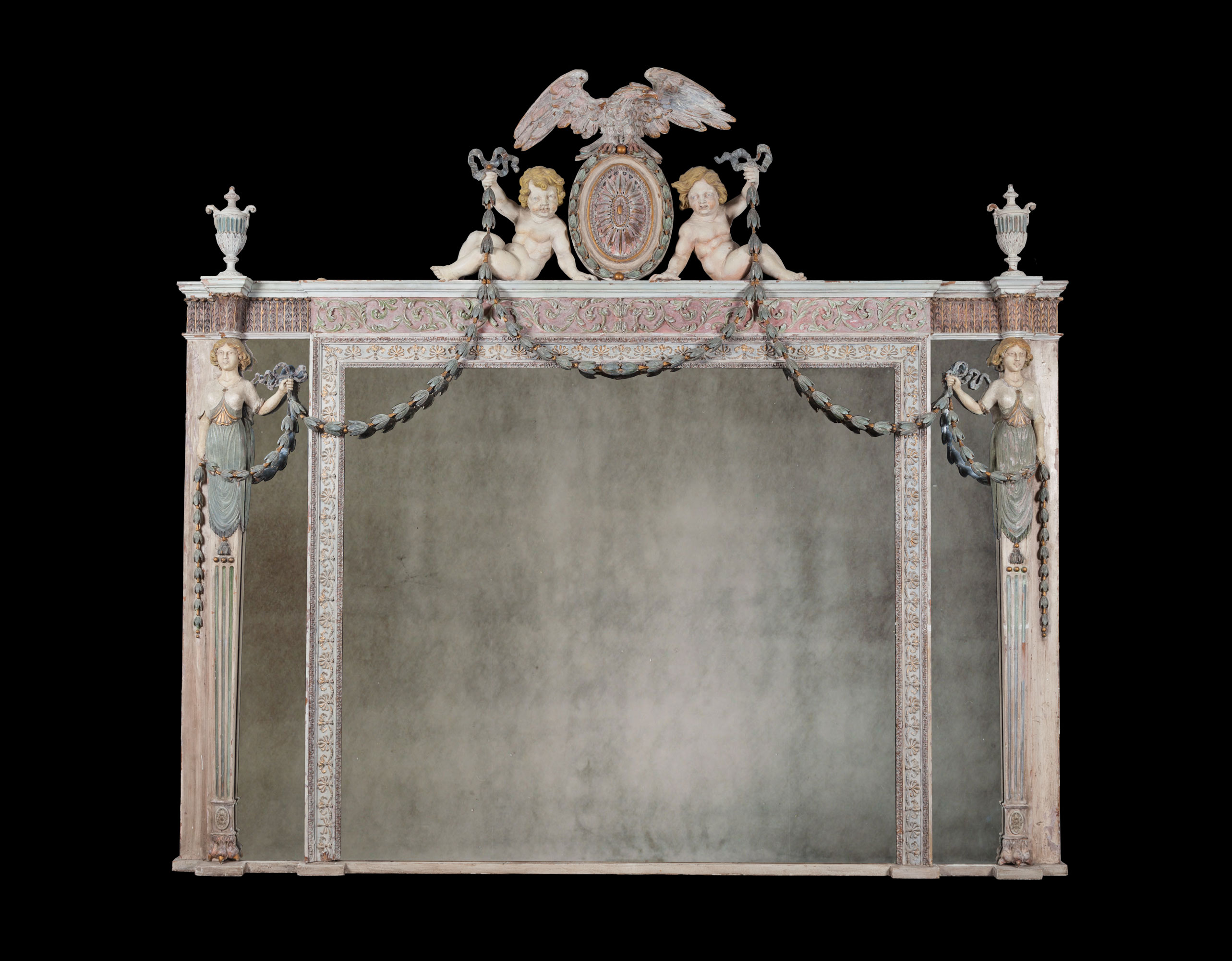 Antique Mirror – AF062