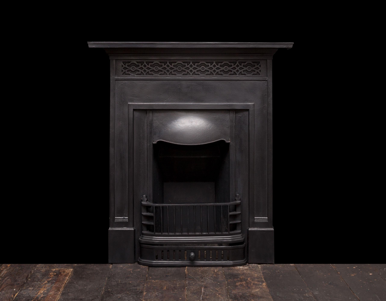 Cast iron fireplace – Ci181